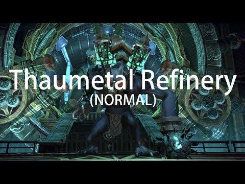 Tera - Thaumetal Refinery #52 (Gunner)
