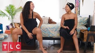 Vanessa and Ashley Do a Yoni Steam Together | Seeking Sister Wife