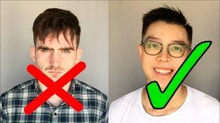7个各国男生一直犯的头发造型错误