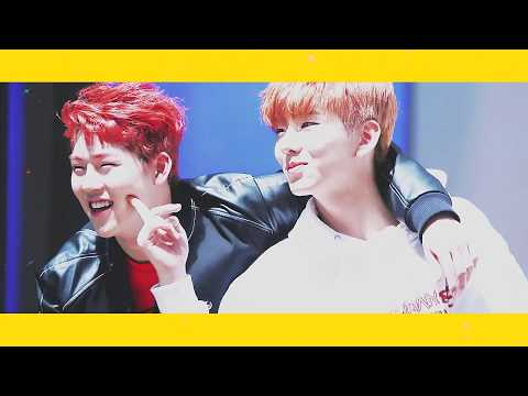 "《FMV/MONSTA X》 KIHEON/JOOKI ""Pop Pop~"""