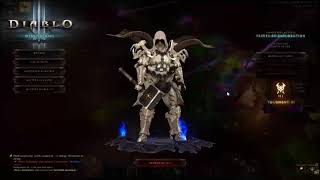 �������� ���� Diablo 3 Era 9 | GR120 Solo Barbarian | Rank 2 EU (Charge) ������