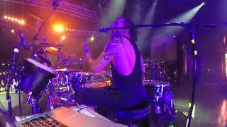 Dea Musica - Piero Pelù - Drum Cam