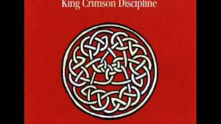 "Album: Discipline 1981. remastered ""King Crimson-Elephant Talk"" rec..."