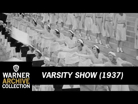 Varsity  1937 – Busby Berkeley Finale