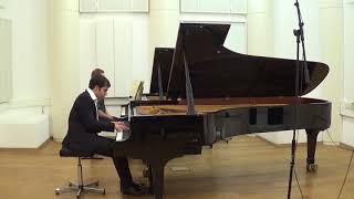 Or Yissachar - Beethoven - Piano Concerto no.1 in C Major op .15 - mov. I