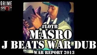 Masro - Janet Beats (War Dub For J Beatz) Lord Of The Beats Clash