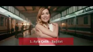 Top 10 Türkçe Pop , Temmuz 2016