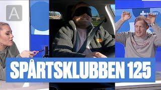 Spårtsklubben 125: Bil i blinde og supertriks