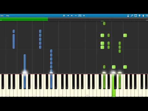 Black Veil Brides - In The End (Piano)