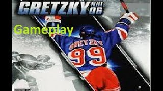 Gretzky NHL 06 GamePlay