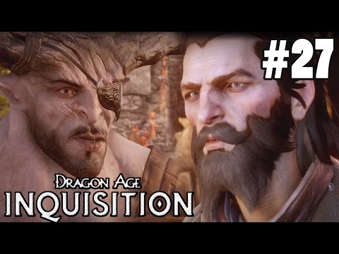 TRAITORS? - Let's Play: Dragon Age Inquisition Part 27 [Solas Romance] Gameplay