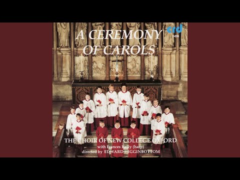 Britten: A Ceremony of Carols (Op. 28) : Balulalow mp3