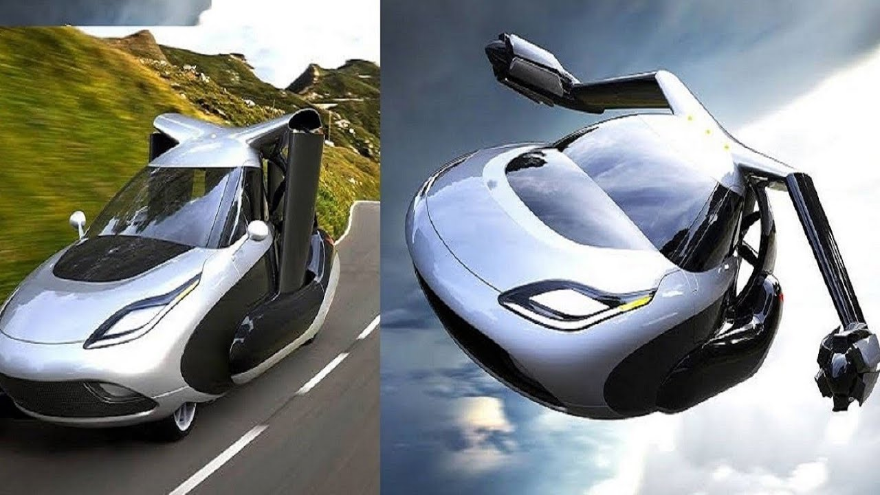 Download Duuh! Bofya Uone Gari Inayopaa balaa The Flying Car Amazing technology