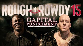PACMAN JONES IS FIGHTING IN THE NEXT MAIN EVENT AT ROUGH N' ROWDY 15 #shorts