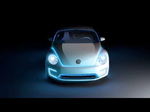 Volkswagen Beetle E-Bugster Concept Long Version