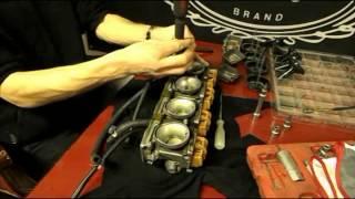 Разбор карбюратора на Suzuki GSX600F(МотоМастерская)