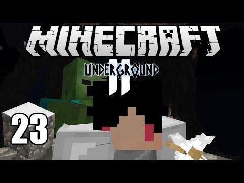 Minecraft Indonesia - Underground 2 : ADA KASTIL DIDALAM TANAH!? (23)