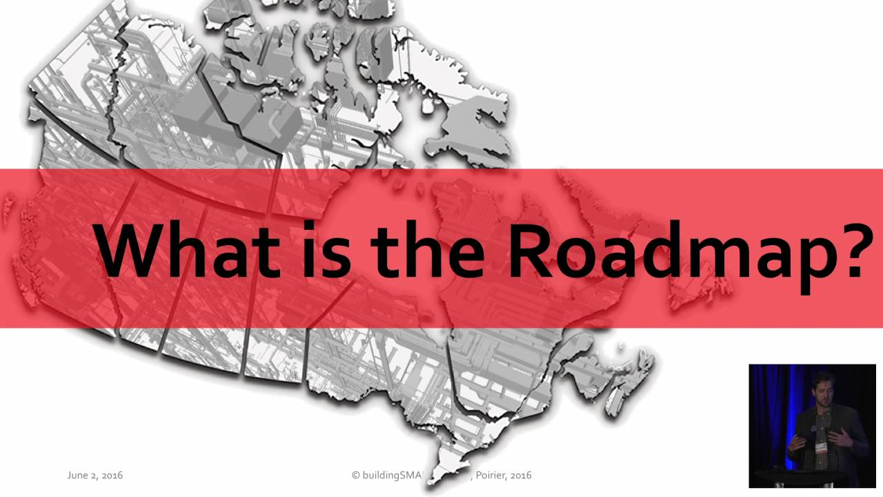Canada\'s Road Map: buildingSMART Canada - YouTube