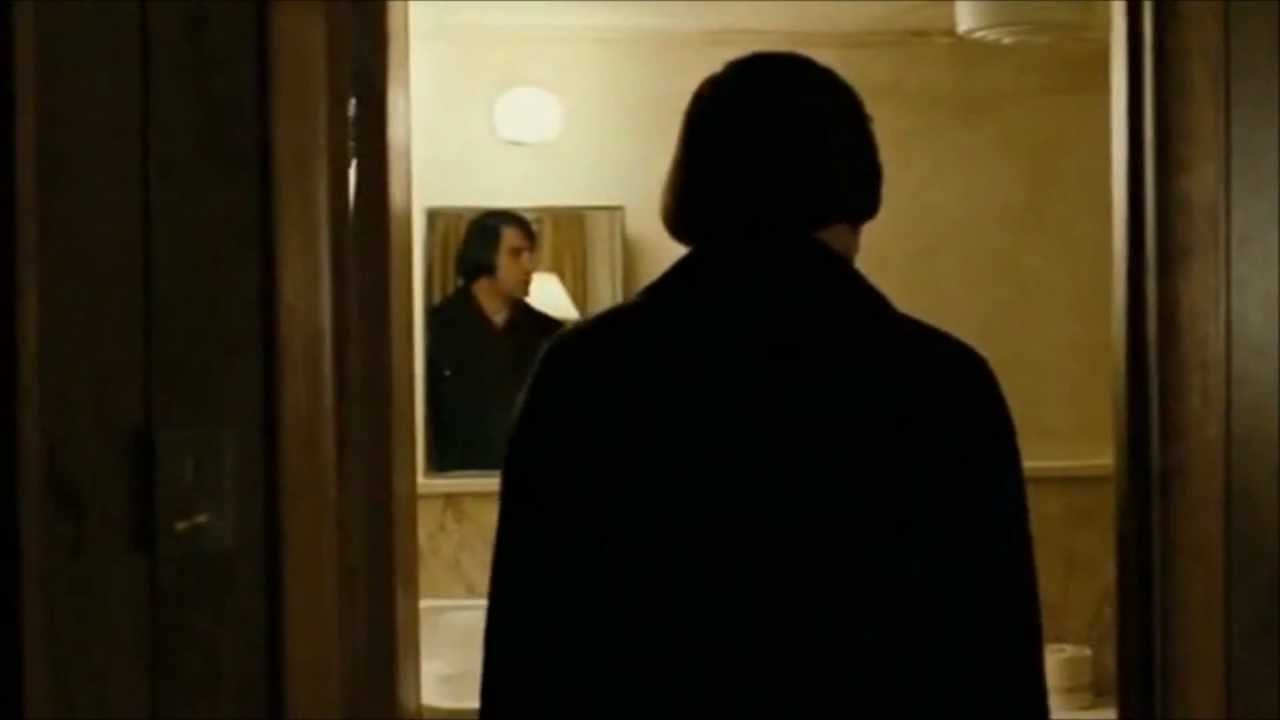 No Country For Old Men Motel Shootout Scene Youtube