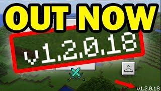 NEW Minecraft Pocket Edition UPDATE BETA RELEASED!!! (BUILD 6)