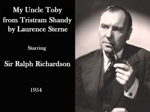 Tristram Shandy by Laurence Sterne - Radio drama starring Ralph Richardson - 1954