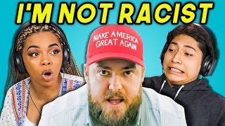 connectYoutube - TEENS REACT TO I'M NOT RACIST