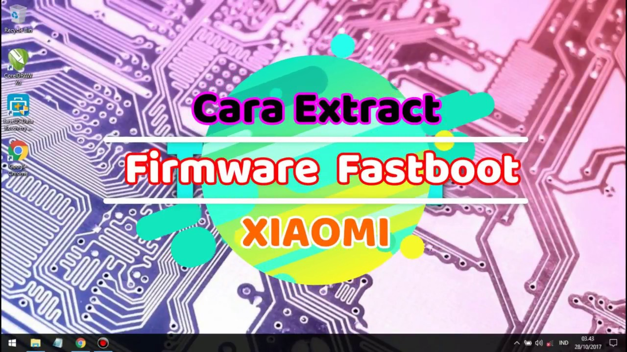 INFO - FIRMWARE FASTBOOT XIAOMI | Forum-indoflasher com