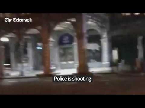 London Borough Market CCTV VS Gabriel Scottio