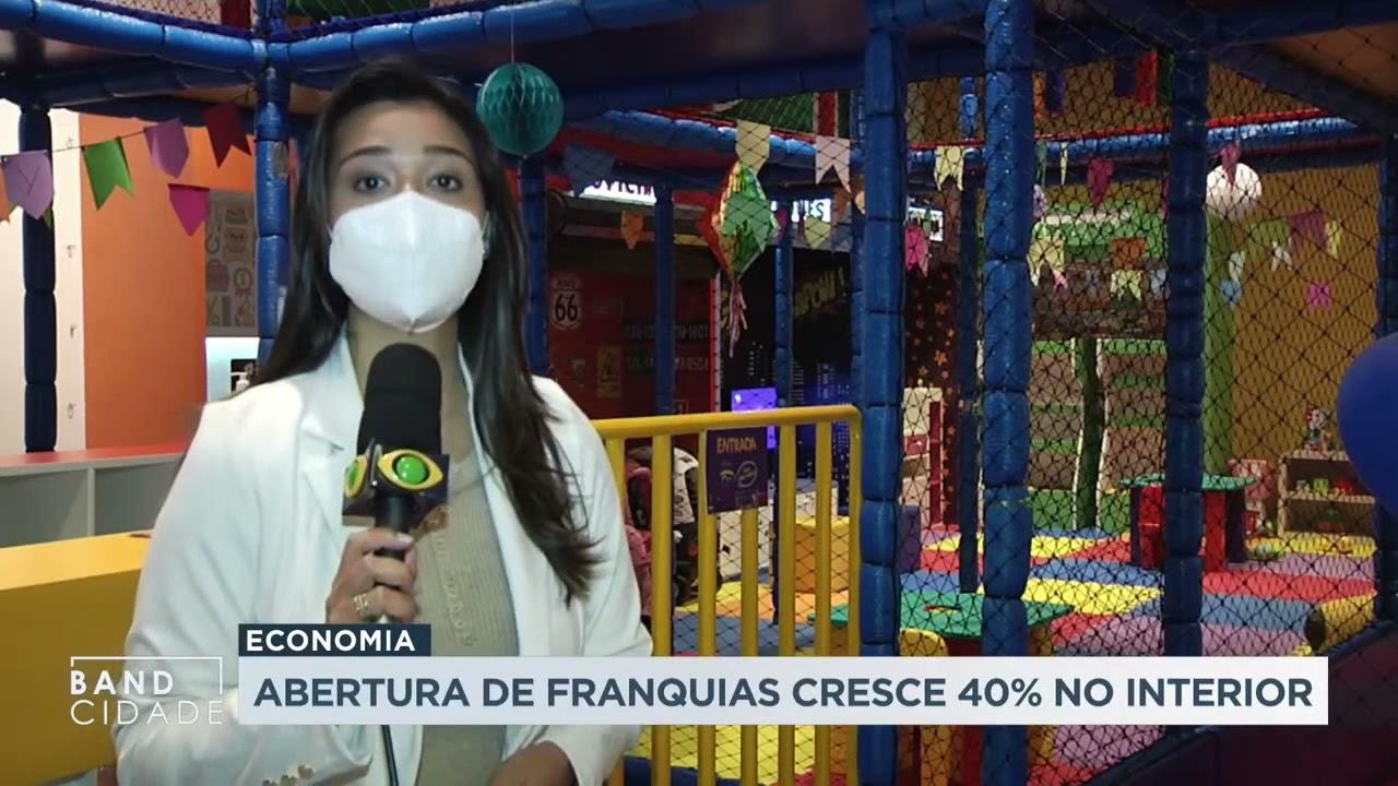 Franquias no Interior de São Paulo