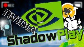 Лучшая Программа для Записи Видео | Как Снимать Видео, Как Записать Видео | Nvidia ShadowPlay