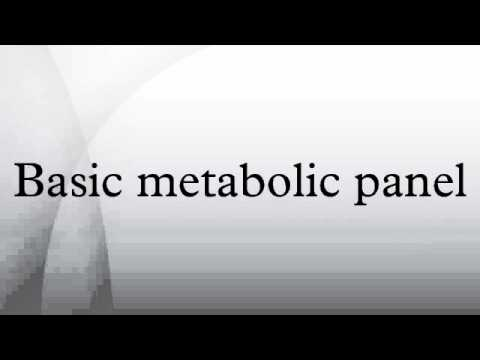 basic metabolic panel - youtube, Skeleton