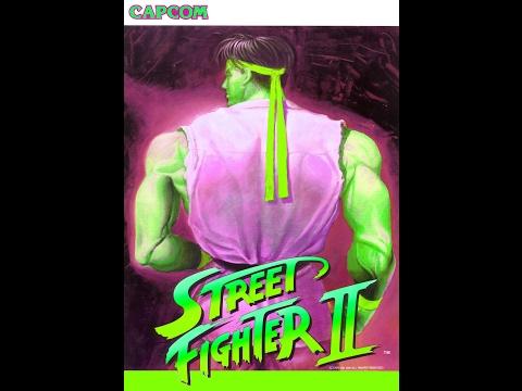 [2/3] リュウ - ストリートファイターII(初代,AC) STREET FIGHTER II(1st)