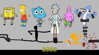 Saw: Cartoon Reality (2020 MINI-SERIES TRAILER) [Jigsaw Animation]