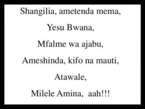 Moyo wangu sifu bwana worship song