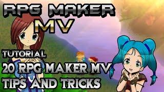 RPG Maker MV Tutorial: 20 Epic Tips and Tricks!