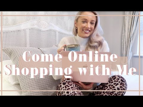 COME ONLINE SHOPPING WITH ME //  & LUXURY BLACK FRIDAY SALES // Fashion Mumblr