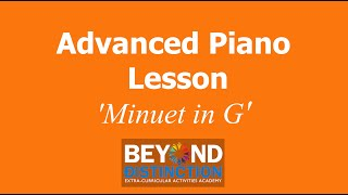 Beyond Distinction Piano for Advance, Exam & Adult Students