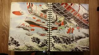 James Heelis - Calarts Sketchbook 2 2017 - Accepted