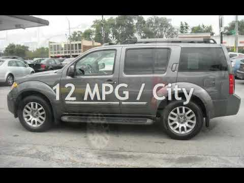2008 Nissan Pathfinder SE V8 For Sale In Midlothian, IL