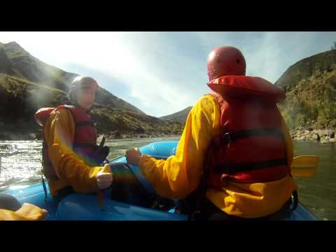 Rafting the Urubamba River - Part 2 (Full video of trip)