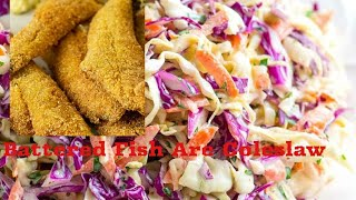 Battered Fry Fish Recipe | Easy Like 1 2 3 on Its Dwight Cooking Show on YouTube