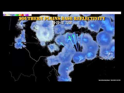 Geoengineering: China Smog and Texas Beaming