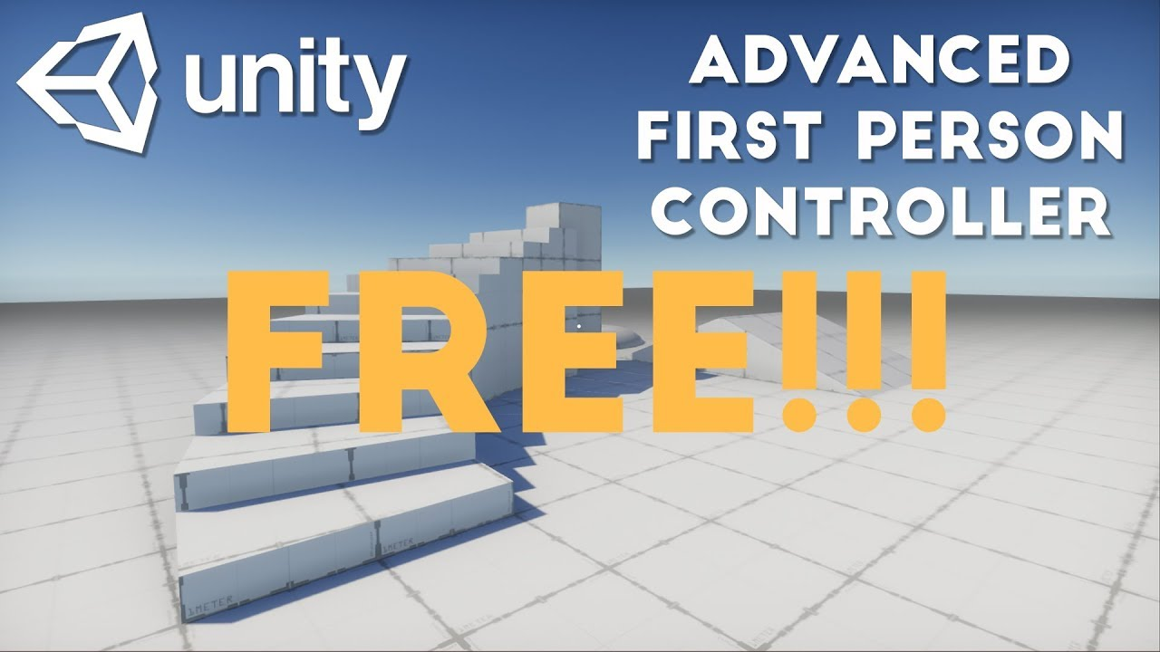 Unity Vr First Person Controller