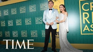 The Crazy Rich Asians Cast Looked Crazy Glamorous On The Red Carpet | TIME