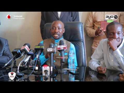 Askofu Gwajima alivyotembelea Clouds Media Group leo