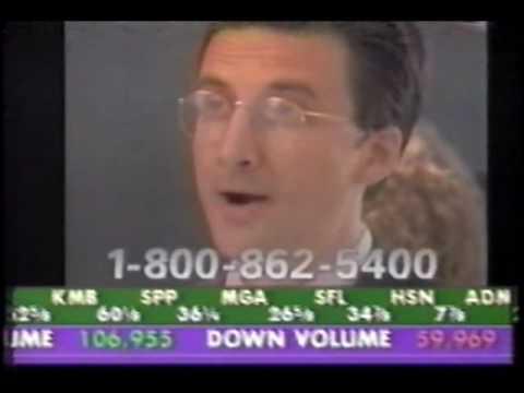 Stock Market Observer footage (December 17, 1992)