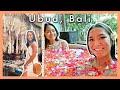 Bali Travel Vlog  Part 2  | Exploring Ubud!