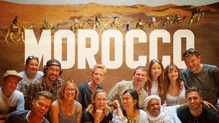MOROCCO | A 9 Day Group Tour | Ep1: Marrakesh to the Sahara