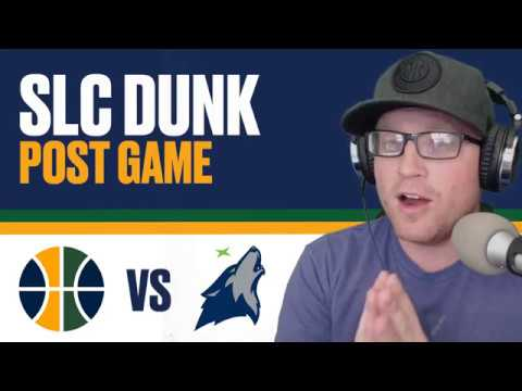 Utah Jazz lose to Minnesota Timberwolves: Postgame Reaction