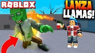 ¡CONSIGO el LANZA LLAMAS! - Roblox: Weapon Simulator